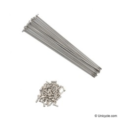 Spokes - Stainless - 14 Gauge - 362, 367, 370  Spokes