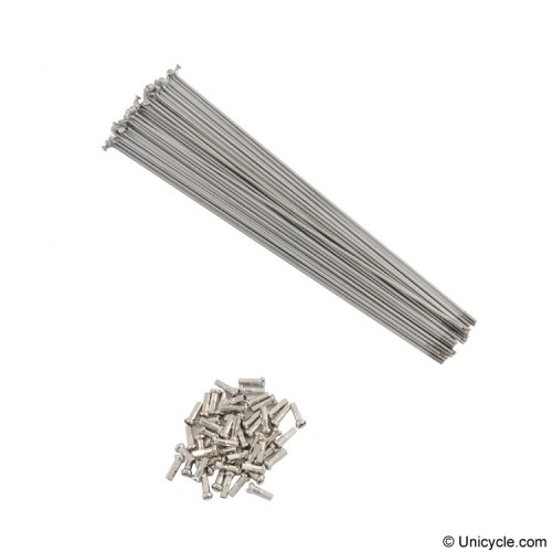 Spokes - Stainless - 14 Gauge - 362, 367, 370