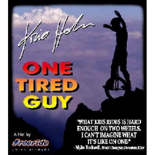One Tired Guy DVD Media