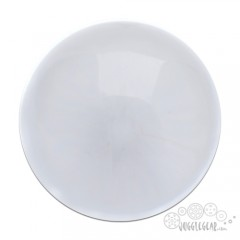 Clear Acrylic - 100 mm Props Juggling & Spinning