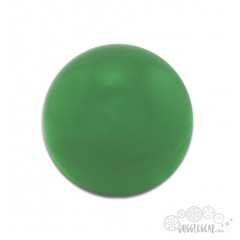 Forest Green Acrylic - 76 mm Props Juggling & Spinning
