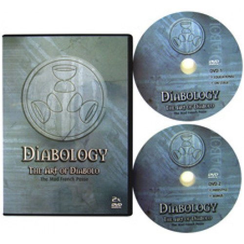 Diabology: Art of Diabolo DVD