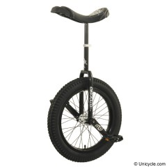 "19"" Impact Athmos Unicycle - Black"