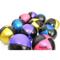 Deluxe BeanBag - new Metalic luster Props Juggling & Spinning