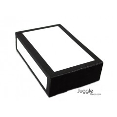 JG Cigar Box - White