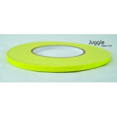 Gaffer Tape 1/4 inch - Flo Yellow
