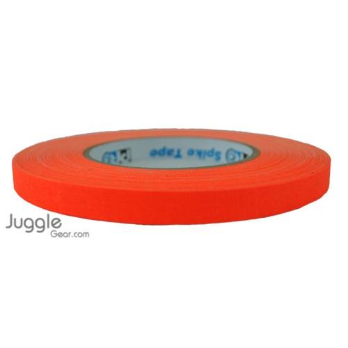 Gaffer Tape 1/2 inch - Fluor Orange