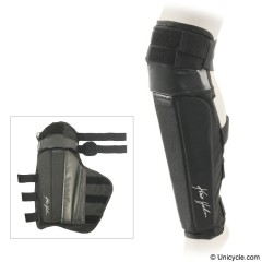Kris Holm Percussion Leg Armour Unicycle
