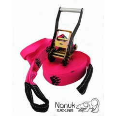 Nanuk Trickline - 16m Pink