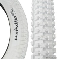 "19"" Blizzard Trial Tire Tires, Tubes, Rim strip"