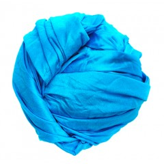 Aerial Silks / Tissue - Zazzle Blue Aerial