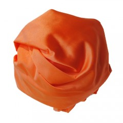 Aerial Silks / Tissue - Tangerine Orange Aerial