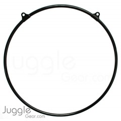 "Aerial Hoop Hollow Steel 34"", 36"" or 39"" - Double Point Aerial"