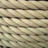 Hemp Climbing Rope 32mm (1¼'') - 25' Aerial Tissue, Corde, & Web