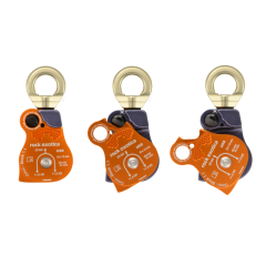 Omni-Block SWIVEL PULLEY Aerial Hardware and Supplies