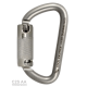 rockD ANSI Stainless Carabiner Aerial Hardware and Supplies