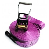 Nanuk Trickline - 26m Purple Balance
