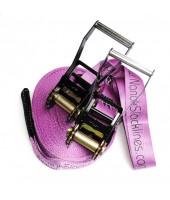 Nanuk Trickline - 26m Purple - double rachet Balance
