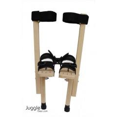 Stilts - Wooden Peg stilts - 30cm Balance