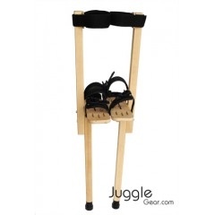 Stilts - Wooden Peg stilts - 60cm Balance