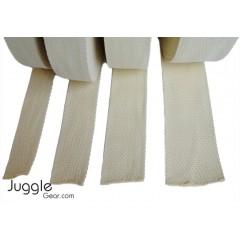 Pure Kevlar Wick 50, 65, 75, 100 mm x  3.2mm  Kevlar wick / Rope