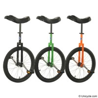 "20"" Club Freestyle Unicycle Learner"