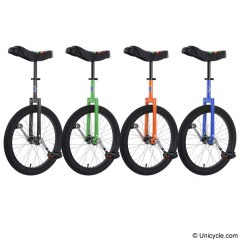 "20"" Club Freestyle Unicycle - New Saddle Learner"