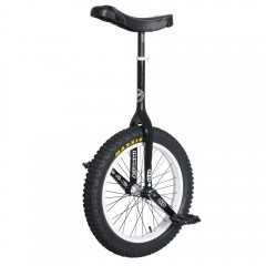 "19"" IMPACT GRAVITY TRIALS UNICYCLE - BLACK (42MM) Trials & Street"