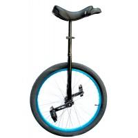"""24"""" Nimbus II Unicycle - Blue Learner"""