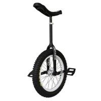 "19"" Impact 'Gravity'  Trials Unicycle - Black v1 - 2012 Trials & Street"
