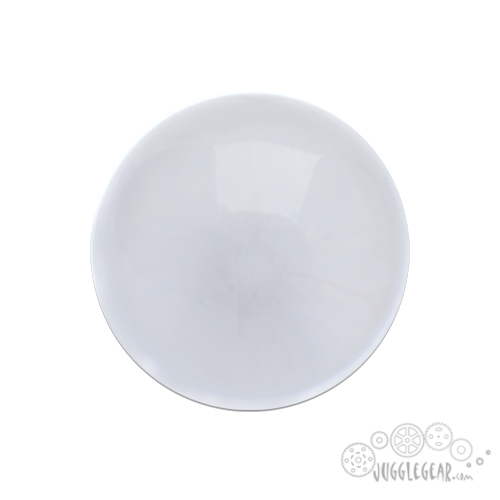 Clear Acrylic - 76 mm Props Juggling & Spinning