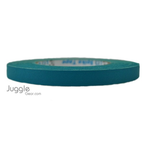 Gaffer Tape 1/4 inch - Electric Blue Hula Hoops