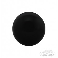 Black Acrylic - 70 mm Props Juggling & Spinning