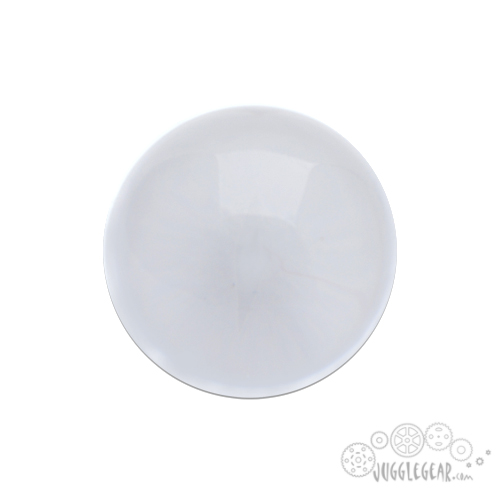 Clear Acrylic - 70 mm Props Juggling & Spinning