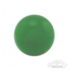 Forest Green Acrylic - 70 mm Props Juggling & Spinning