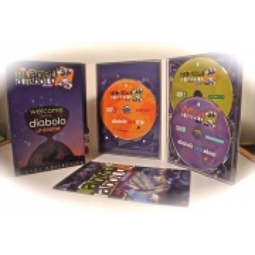 Planet Diabolo DVD Media