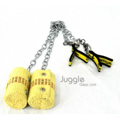 Firetoys Classic Chain Fire Poi Props Juggling & Spinning
