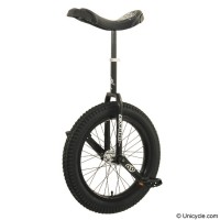 "19"" Impact Athmos Unicycle - Black Trials & Street"