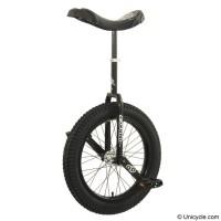 "19"" Impact Athmos Unicycle - Black Trials & Street"