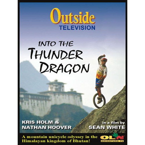 Into the Thunder Dragon Video / DVD Media