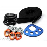 JG Aerial Strap Kit - complete Aerial