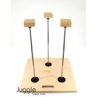 JG Hand Stand triple Canes (1 x Rotational) - Pro Acrobatic