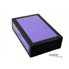 JG Cigar Box - Purple Haze Props Juggling & Spinning