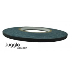 Gaffer Tape 1/4 inch - Black Hula Hoops