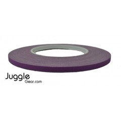Gaffer Tape 1/4 inch - Purple Hula Hoops