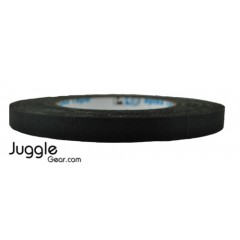 Gaffer Tape 1/2 inch - Black Hula Hoops