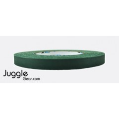 Gaffer Tape 1/2 inch - Dark Green Hula Hoops