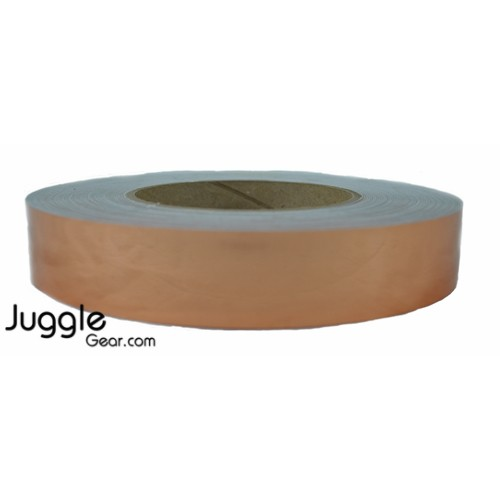 "Metallic Mirror Copper (1"" x 150') Hula Hoops"