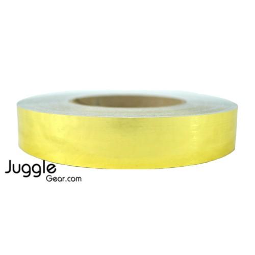"Metallic Mirror Gold (1"" x 150') Hula Hoops"