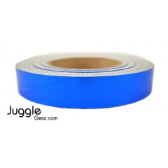 "Metallic Mirror Sapphire Blue (1"" x 150') Hula Hoops"